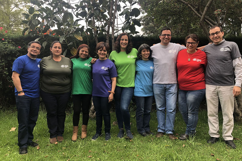 Primera reunión presencial de Educación no formal y Voluntariado